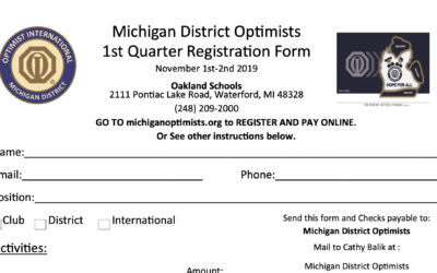 Registration Q1 2019-20