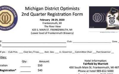 Registration Q2 2019-20