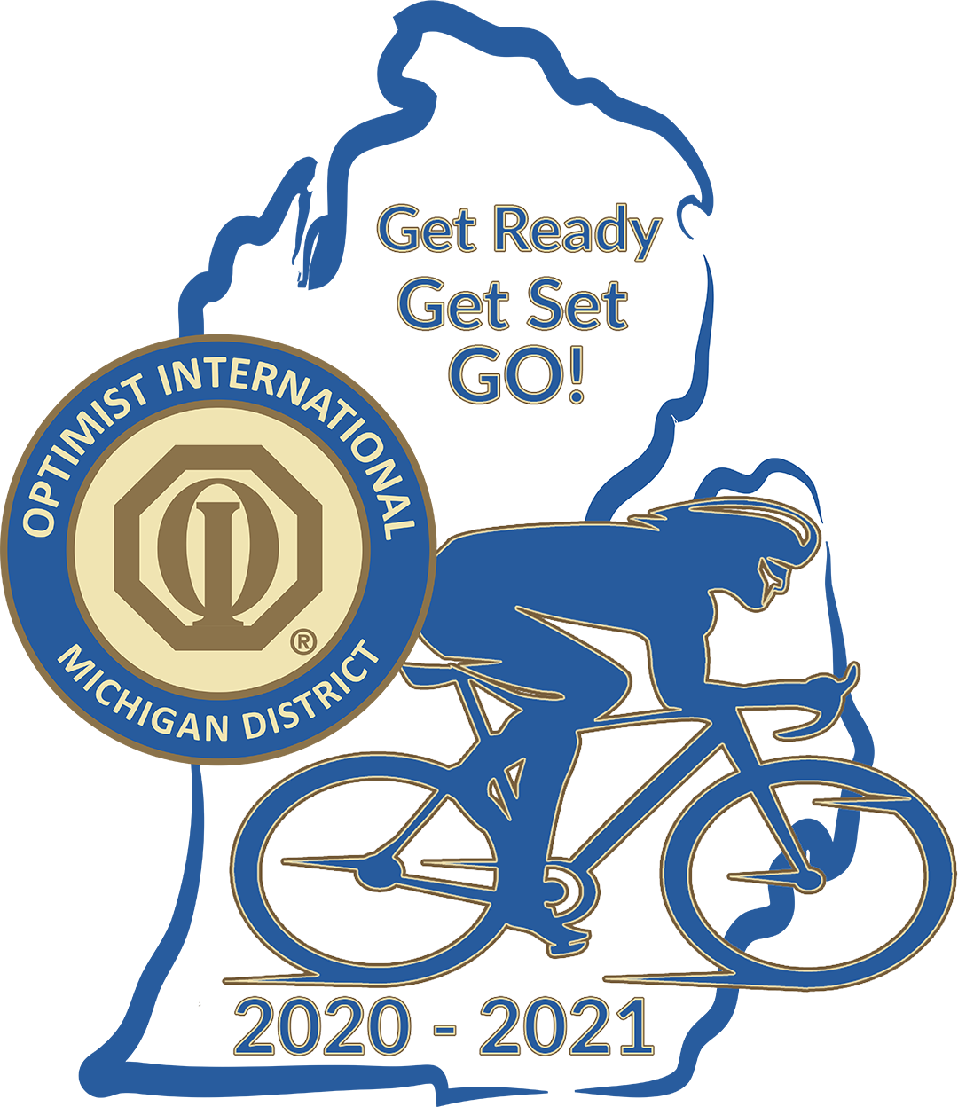 Optimist International Michigan District 20-21 Slogan