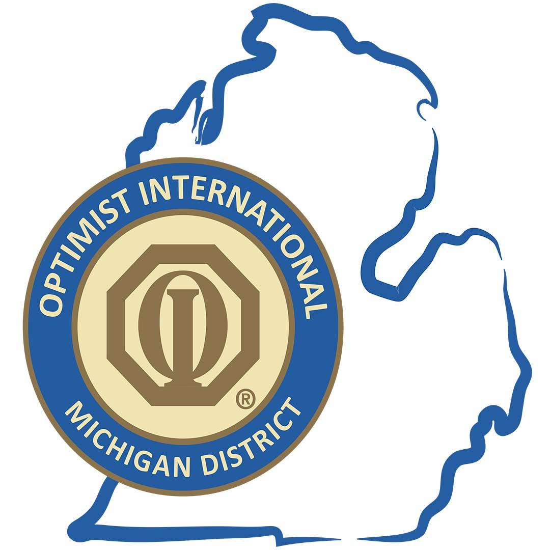 Optimist International Michigan District 20-21 Slogan